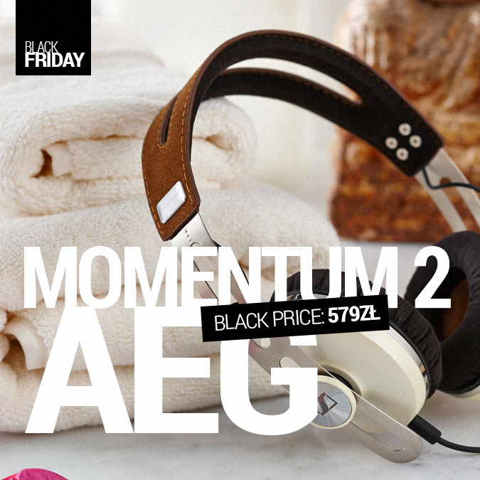 Sennheiser Momentum 2 AEG - Black Friday