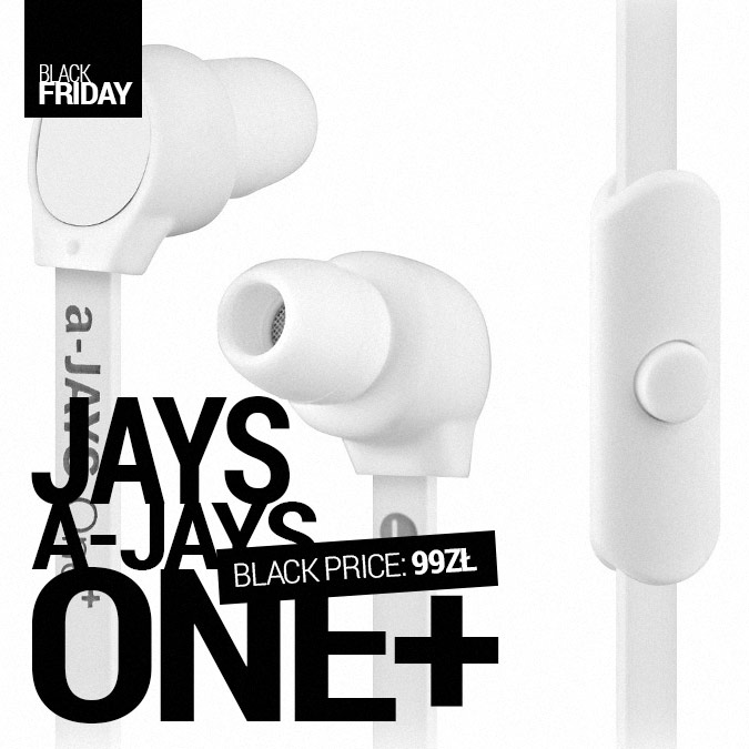 Jays a-Jays One + - Black Friday