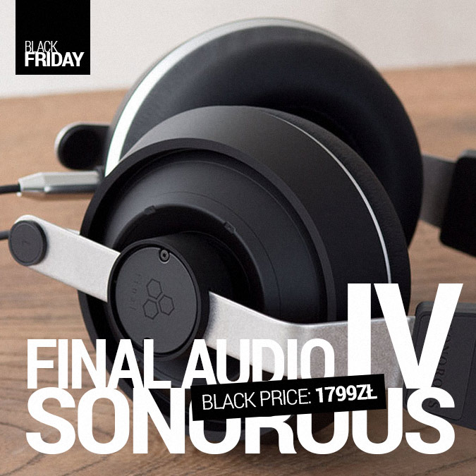 Final Audio Sonorous IV - Black Friday