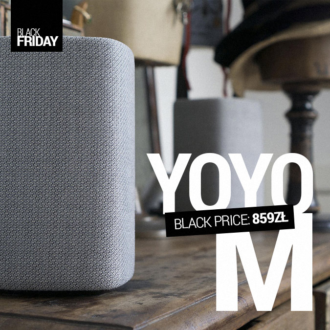 Cambridge Audio - YOYO M - Black Friday