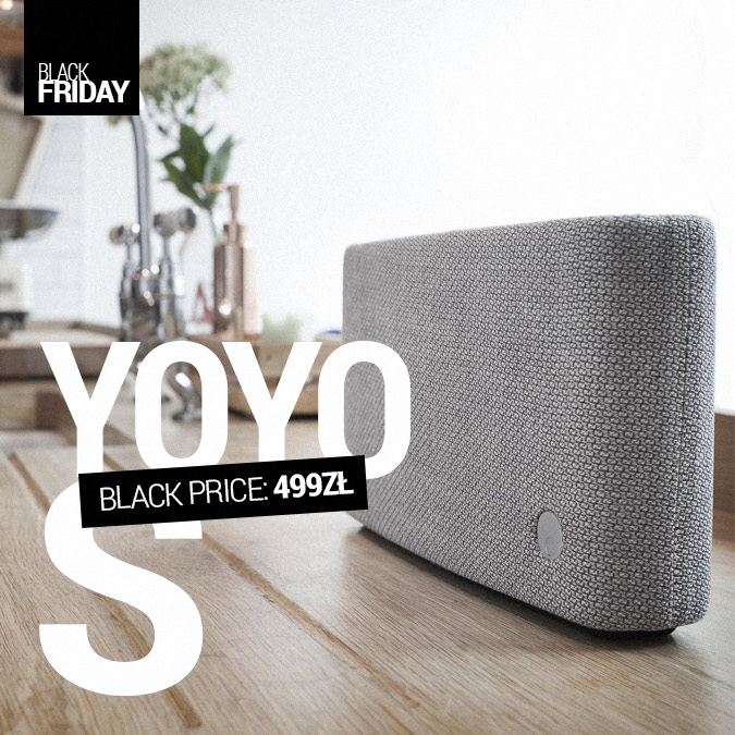 Cambridge Audio - YOYO S - Black Friday