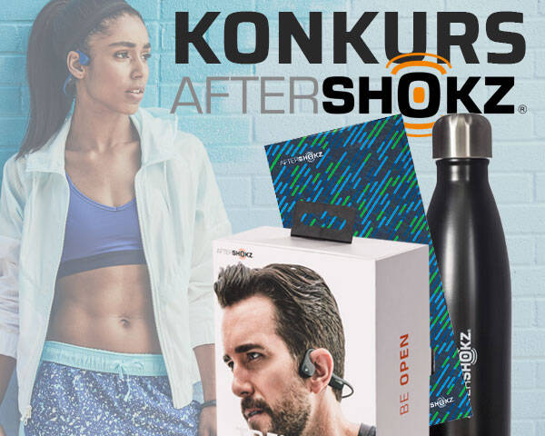 Konkurs Aftershokz!